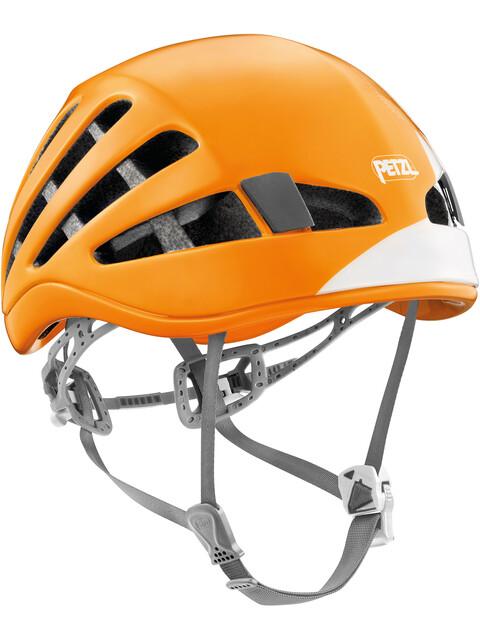 Petzl Meteor Helmet orange